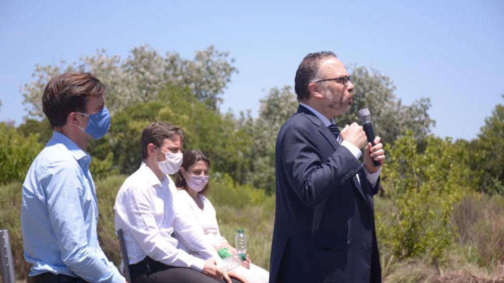 Avanza la ampliación del Parque Industrial La Cantábrica.
