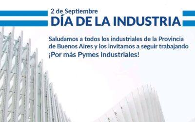 2 de septiembre: Día de La Industria
